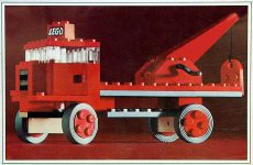 Lego 332 - Tow Truck