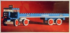 Lego 334 - Truck with flatbed