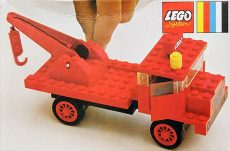 Lego 372-2 - Tow Truck