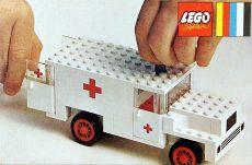 Lego 373-2 - Ambulance