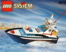 Lego 4012 - Wave Cops