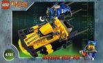 Lego 4791 - Alpha Team Sub-Surface Scooter