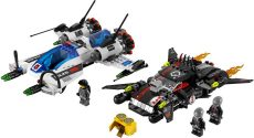Lego 5973 - Hyperspeed Pursuit