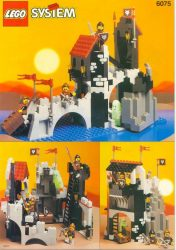 Lego 6075 - Wolfpack Tower