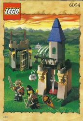 Lego 6094 - Guarded Treasury