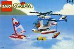 Lego 6342 - Beach Rescue Chopper