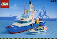 Lego 6353 - Coastal Cutter