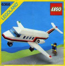 Lego 6368 - Jet Airliner