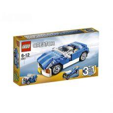 Lego 6913 - Blue Roadster
