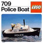 Lego 709 - Police Boat