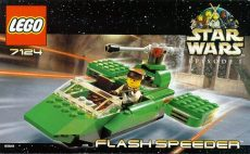 Lego 7124 - Flash Speeder