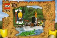 Lego 7410 - Jungle River