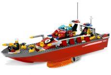 Lego 7906 - Fireboat
