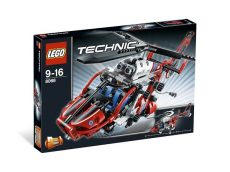 Lego 8068 - Rescue Helicopter