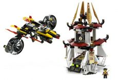 Lego 8107 - FIGHT FOR THE GOLDEN TOWER