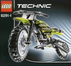 Lego 8291 - Dirt Bike