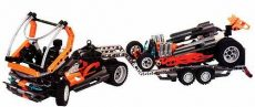 Lego 8473 - Nitro Race Team