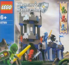 Lego 8799 - Knights' Castle Wall