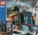 Lego 8802 - Dark Fortress Landing