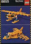 Lego 8855 - Prop Plane