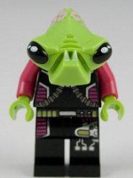 Lego ac002 - Alien Pilot
