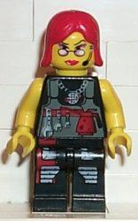Lego alp001 - Cam Attaway