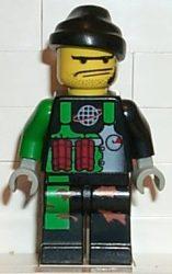 Lego alp003 - Crunch