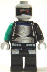 Lego alp021 - Alpha Team Android