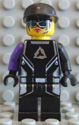 Lego alp028 - Radia, Alpha Team Arctic