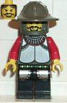 Lego cas037 - Knights' Kingdom I - Knight 1, no Quiver