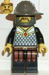 Lego cas039 - Knights' Kingdom I - Knight 2, no Quiver