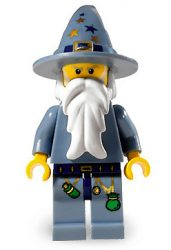 Lego cas363 - Fantasy Era - Good Wizard