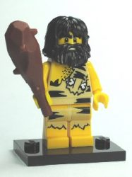 Lego col003 - Caveman