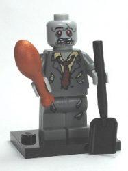 Lego col005 - Zombie