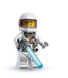 Lego col013 - Spaceman