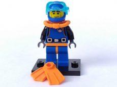Lego col015 - Deep Sea Diver