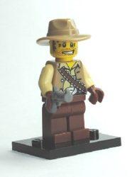 Lego col016 - Cowboy