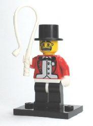 Lego col019 - Circus Ringmaster