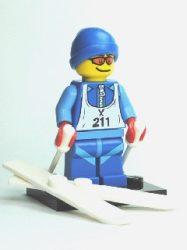 Lego col028 - Skier