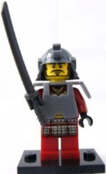 Lego col035 - Samurai Warrior