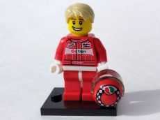 Lego col040 - Race Car Driver