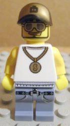 Lego col041 - Rapper
