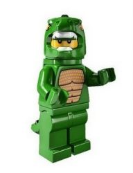 Lego col070 - Lizard Man