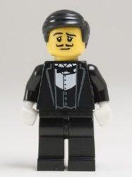 Lego col129 - Waiter