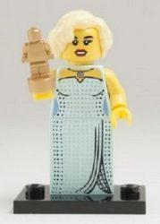 Lego col131 - Hollywood Starlet