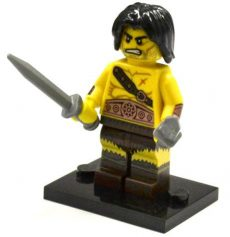 Lego col163 - Barbarian