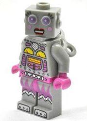 Lego col178 - Lady Robot