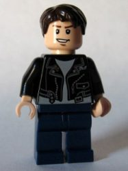 Lego iaj012 - Mutt Williams