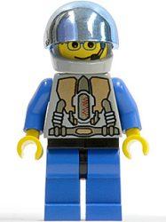 Lego lom014 - LoM - Assistant, Large Visor