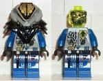 Lego sp042 - UFO Alien Blue